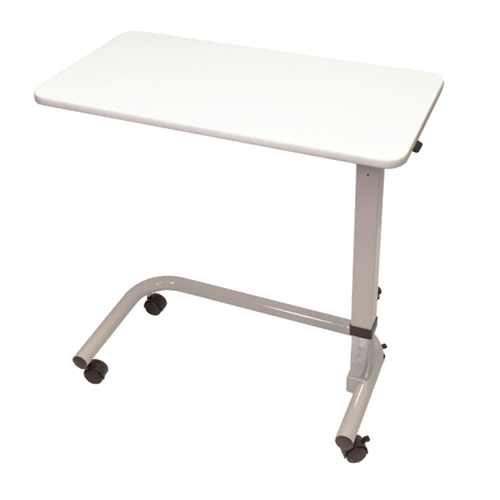 Aspire Overbed Table - Laminate Flat Top