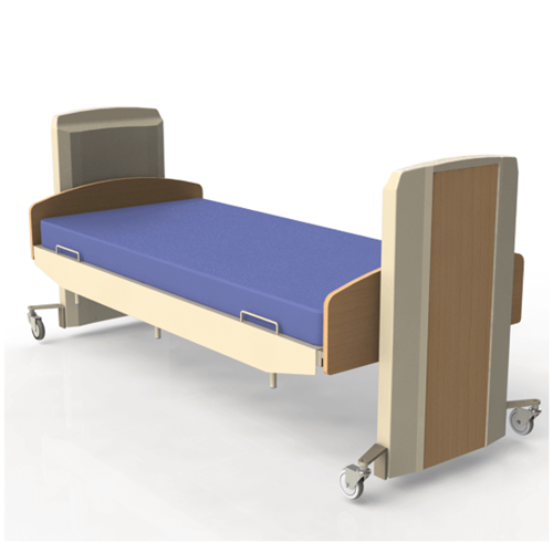 Contego Floorline Folding Bed