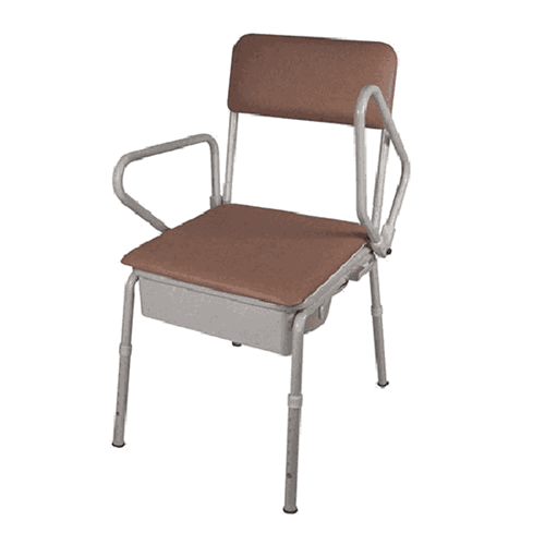 Bedside Commode Swing Up Arms