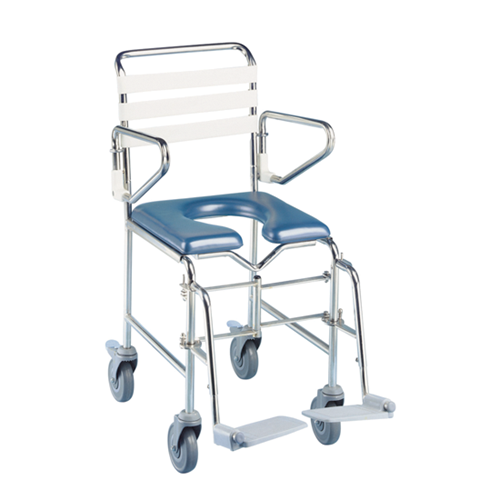 K Care Shower Commode Folding