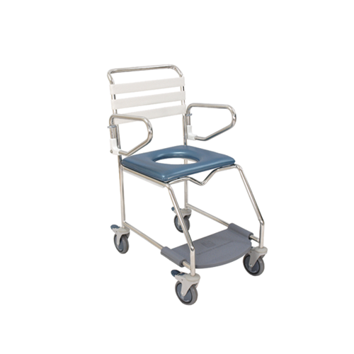 K Care Shower Commode Weight Bearing Platform