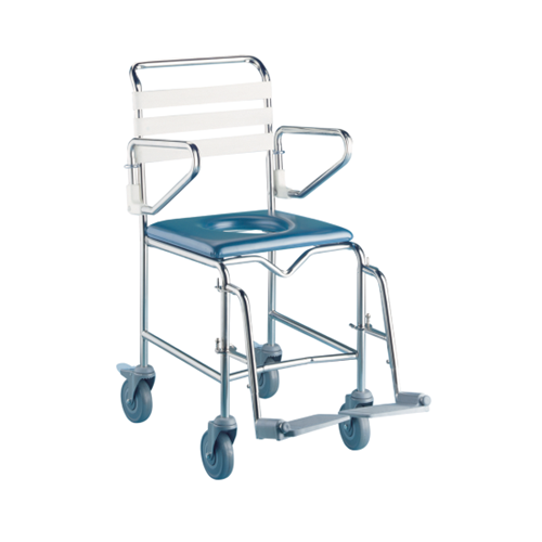 K Care Shower Commode Swing Away Footrest