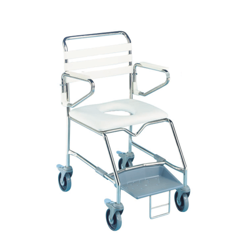 K Care Shower Commode Maxi Platform Footrest