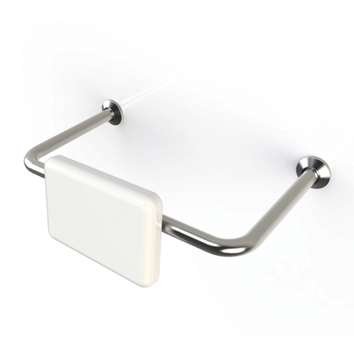 Padded Backrest Rail (Concealed Flange)