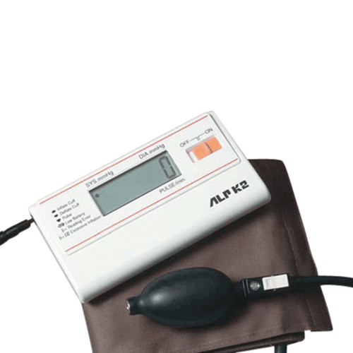 Sphygmomanometer Digital Semi Auto
