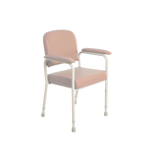 Low Back Chair (Height adjustable)