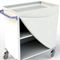 Economy Clean Linen Trolley - Closed