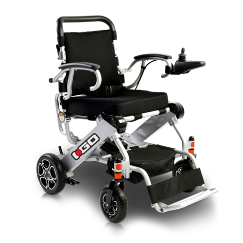 Pride iGo Folding Power Wheelchair