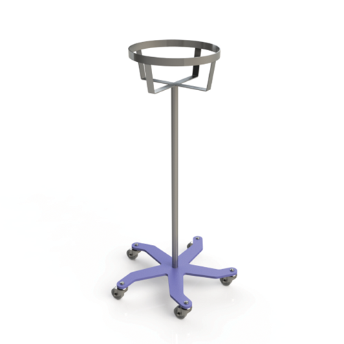 Mobile Lotion Bowl Stand