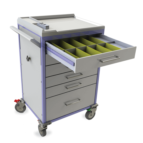 The Sachet Medication Cart