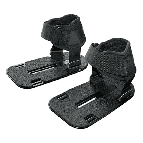 BodyPoint Ankle Huggers Velcro Attachment