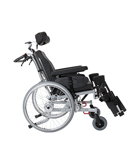 Tilt in Space Custom Manual Wheelchairs - Proper Comfort
