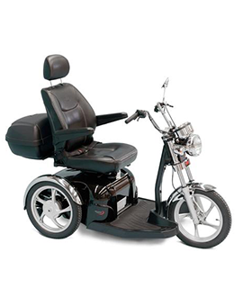 Three Wheel Mobility Scooters
