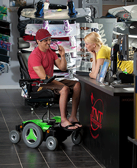 Wheelchairs and Seating