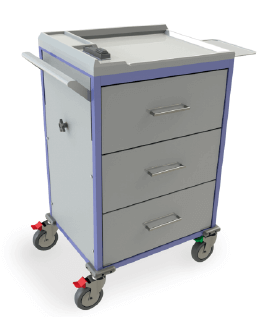 Instrument / Dressing Trolleys