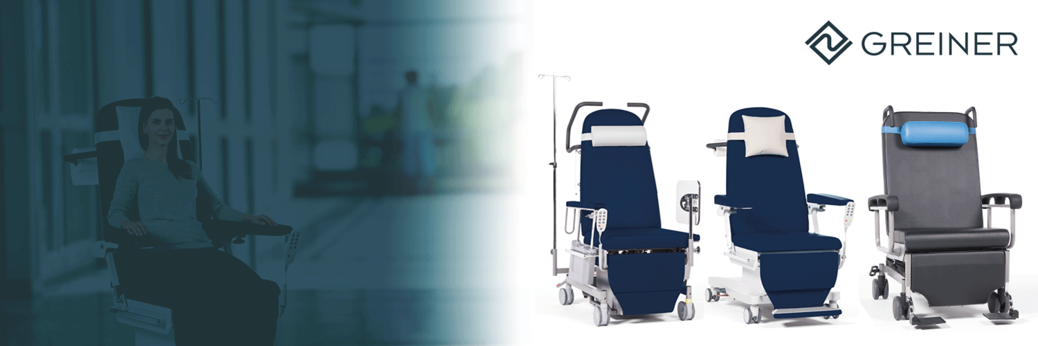 New Treatment Chair Range