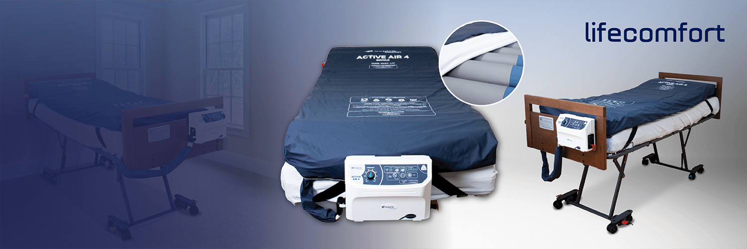 NEW Lifecomfort Active Air Range