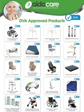 DVA Approved Aidacare Products  Flyer.pdf