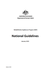 RAP National Guidelines