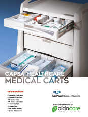 Capsa Avalo Product Brochure